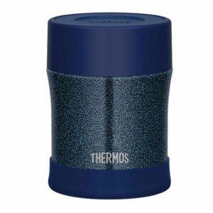 【サーモス THERMOS】真空断熱スープジャー 0.5 Lハンマートンネイビー JBM-500WK HTN