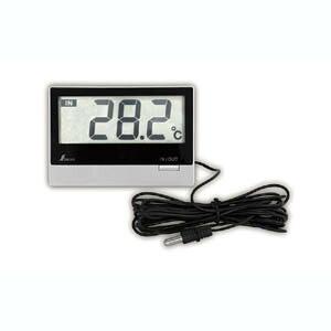 【シンワ測定 SHINWA】シンワ測定 73117 デジタル温度計 Smart B 室内 室外 防水外部センサー