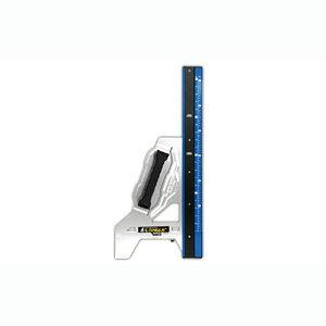 【シンワ測定 SHINWA】シンワ測定 73151 丸ノコガイド定規 エルアングル Plus 60cm 併用目盛