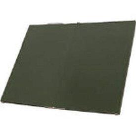 【シンワ測定 SHINWA】黒板 木製 折畳式 OA 45×60cm 無地 76874