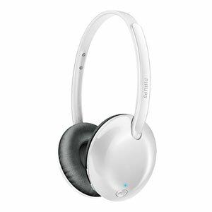送料無料!!【フィリップス(PHILIPS)】Bluetoothオンイヤーヘッドホン SHB4405WT(ホワイト)【smtb-u】