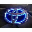 【ジュナック Junack】LEDトランスエンブレム トヨタ LTE-T11S