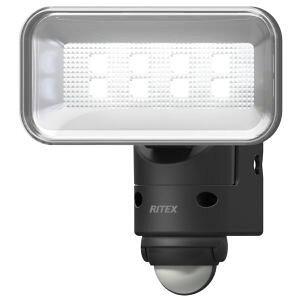 【ムサシ musashi】ライテックス LED-AC105 ワイドLED センサーライト 5W RITEX