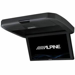 【アルパイン(ALPINE)】12.8型WXGA リアビジョン RXH12X-L-B(ブラック)