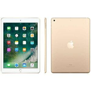 【Apple】iPad Wi-Fi 32GB 2017年春モデル MPGT2J/A ゴールド 9.7インチ