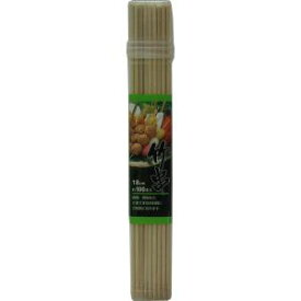 【シンワ】エコクック竹串18cm