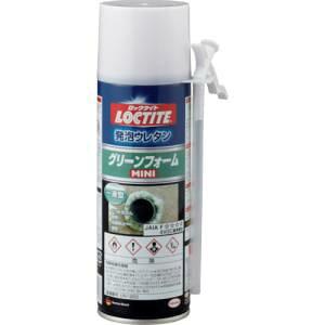 【ヘンケルジャパン Henkel】ロックタイト DGM-300 発泡ウレタン グリーンフォーム ミニ 297g