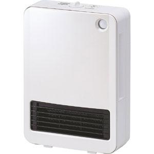【アイリスオーヤマ IRIS】人感センサー付セラミックヒーター JCH-125D-W 1200W ホワイト