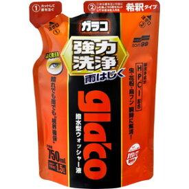【ソフト99 SOFT99】ソフト99 SOFT99 ガラコウォッシャー強力洗浄 750ml 04952