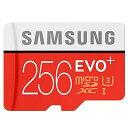【サムスン SAMSUNG】【microSDXC 256GB】MB-MC256GA EVO+シリーズ【UHS-I U3】