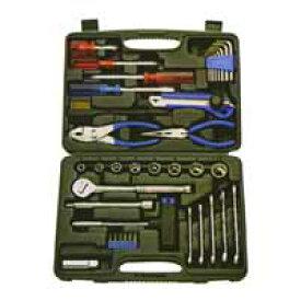 【TRAD】TRAD ホームメカニックキット 39PCSの厳選工具 TR0439 工具セット