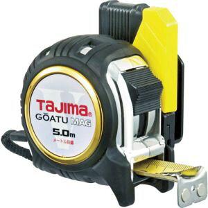 【タジマ TAJIMA】タジマ GASFGLM2550 剛厚セフGロックマグ爪25 5.0m メートル目盛