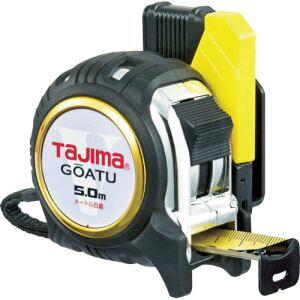 【タジマ TAJIMA】タジマ GASFGL2550 剛厚セフGロック25 5.0m メートル目盛