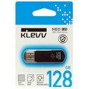 【KLEVV】【USBメモリー 128GB】U128GUR2-NB