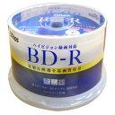 【G-TOPS】BD-R25WGAS50 BD-R BDR 25GB 6倍速 50枚