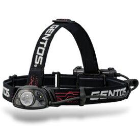 【ジェントス GENTOS】ジェントス GENTOS ツインセンサー搭載ヘッドライト HX-133D 明るさ 220ルーメン 点灯時間8時間 耐塵 防滴 IP64準拠