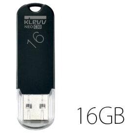【KLEVV】KLEVV USBメモリ 16GB U016GUR3-NC USB3.0