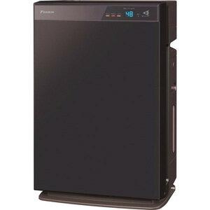 【ダイキン(DAIKIN)】加湿空気清浄機 加湿ストリーマ空気清浄機 MCK70U-T(ビターブラウン)