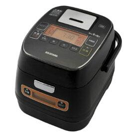 【アイリスオーヤマ IRIS】炊飯器 IH 3合 銘柄量り炊き 米屋の旨み RC-IA31-B ブラック カロリー計算機能付き