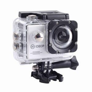 【SAC】アクションカメラ FullHD対応 AC200WH ホワイト