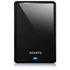 【エイデータ ADATA】外付けハードドライブ 4TB ブラック AHV620S-4TU31-CBK
