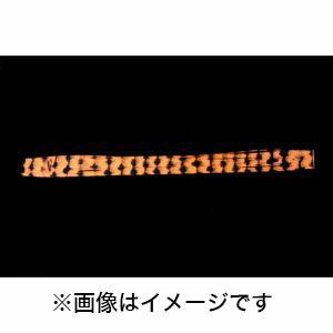 【ジャッカル JACKALL】ビンビン玉チューニングスカート シマシマオレンジ