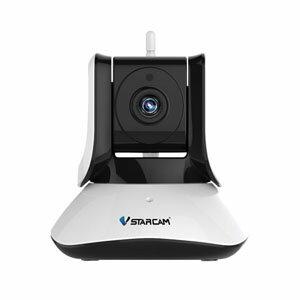 【KEIAN 恵安】有線/無線LAN対応ネットワークカメラ 暗視モード搭載 技術基準適合(Telec)認定済み KVC21S