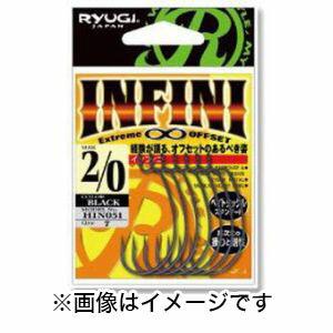 【リューギ Ryugi】インフィニ #3/0 HIN051