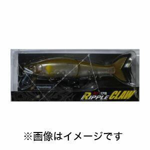 【ガンクラフト GANCRAFT】リップルクロー 178 type-F #03 シースルー紀ノ国鮎