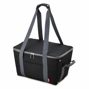 【サーモス THERMOS】保冷買い物カゴ用バッグ 25L ブラック REJ-025-BK
