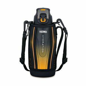 【サーモス THERMOS】真空断熱スポーツボトル 0.8L ブラックグラデーション FFZ-802F-BK-G