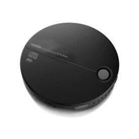 【ベルソス VERSOS】ポータブルCDプレーヤー ブラック×ブラック VS-M015-BB