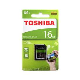 【メール便を選ぶと 送料250円!】【東芝 TOSHIBA】【SDHC 16GB Class10】THN-N203N0160A4