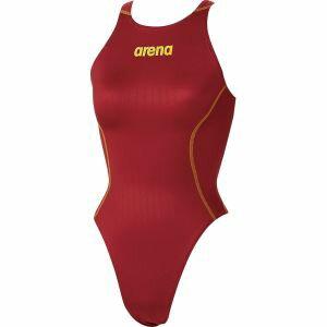 【デサント DESCENTE】ARENA(アリーナ) レディース 競泳用水着 リミック(クロスバック) X-パイソン2 DRGD M ARN7021W