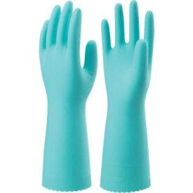 【ショーワグローブ SHOWA】ショーワグローブ ナイスハンドエクストラ 中厚手 Lサイズ 緑 NHEXC-LG GN 家庭用手袋ニトリルゴム