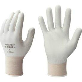 【ショーワグローブ SHOWA】ショーワグローブ 370 M10P まとめ買い 簡易包装組立グリップ Mサイズ 10双入 背抜き手袋