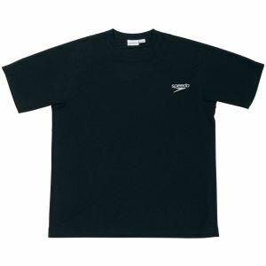 【ゴールドウイン GOLDWIN】Speedo スピード 男女兼用 トレーニングウェア Tシャツ K ブラック M SD14T01