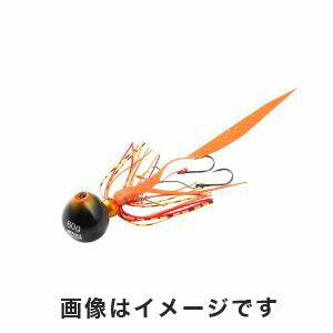 【アブガルシア Abu Garcia】カチカチ玉 100g+10g シュリンプオレンジ SSKKD100+10-SHOR