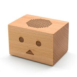 送料無料!!【チーロ cheero】cheero Danboard Wireless Speaker CHE-617-BR【smtb-u】