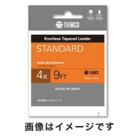 【ティムコ TIEMCO】ティムコ TIEMCO リーダースタンダード 9FT 4X フライライン