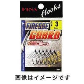 【ハヤブサ Hayabusa】フィナ(FINA) フィネスガード ダブルハードガード 2 13581