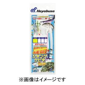 【ハヤブサ Hayabusa】堤防ジギングサビキセット 2本鈎 20g 1.ブルピン HA280