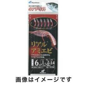 【ハヤブサ Hayabusa】ハヤブサ Hayabusa 小アジ専科 リアルアミエビ 7号 (ハリス 1.5) HS200