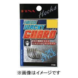 【ハヤブサ Hayabusa】ハヤブサ Hayabusa フィナ(FINA) フィネスワッキーガード 1/0 FF209