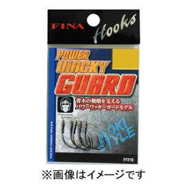 【ハヤブサ Hayabusa】フィナ(FINA) パワーワッキーガード 1 FF210