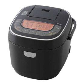 【アイリスオーヤマ IRIS】米屋の旨み 銘柄炊き ジャー炊飯器 10合 ブラック RC-MC10-B