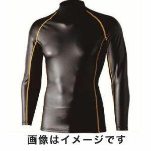 【おたふく手袋 OTAFUKU GLOVE】BT 腕まで防風パワーストレッチ ハイネックシャツ JW-191