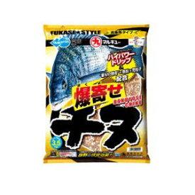 【マルキユー マルキュー】マルキユー マルキュー 爆寄せチヌ 3500g クロダイ チヌ