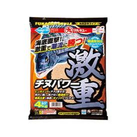 【マルキユー マルキュー】マルキユー マルキュー チヌパワー激重(げきおも) 4000g クロダイ チヌ