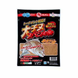 【マルキユー マルキュー】大チヌスペシャル 4500g